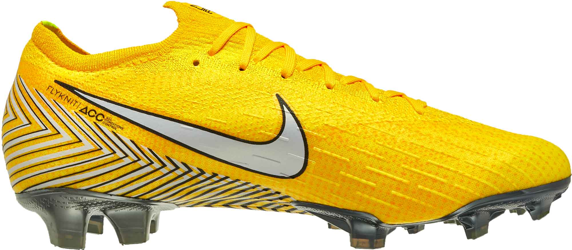 c027095d1 Nike Neymar Vapor 12 Elite FG - Amarillo White Dynamic Yellow Black ...