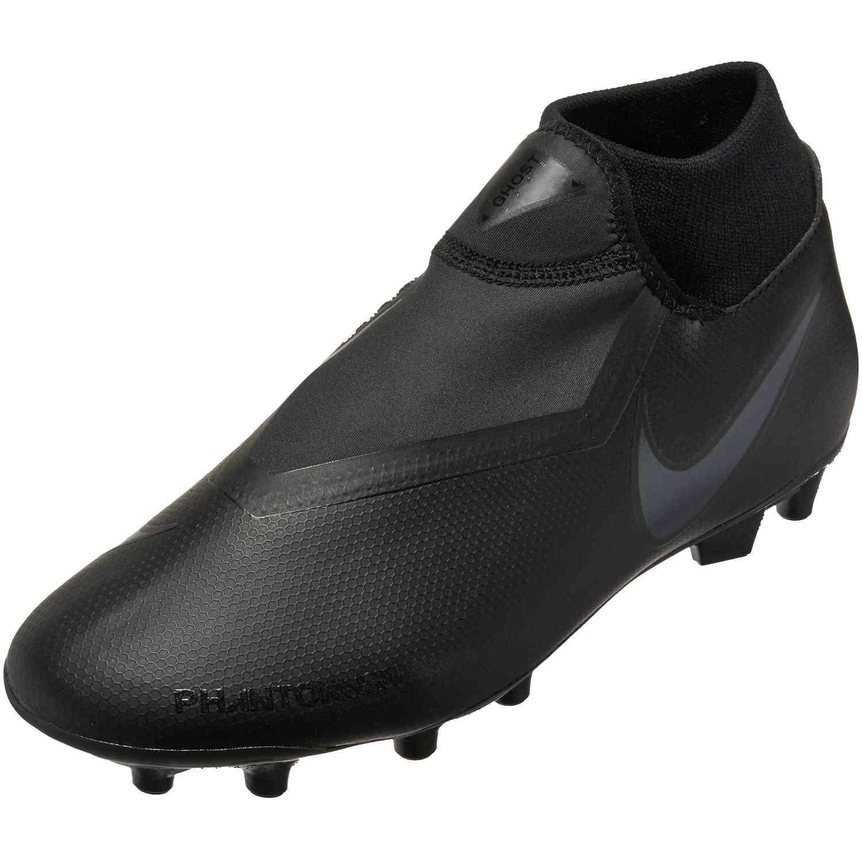 5ed9dce4507 Nike Phantom Vision Academy MG - Black Black - Soccer Master