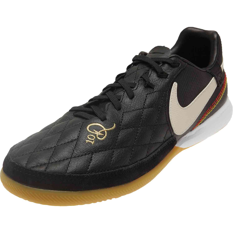 56e907b5ac6 Nike 10R TiempoX Lunar Legend 7 IC - Black - Soccer Master