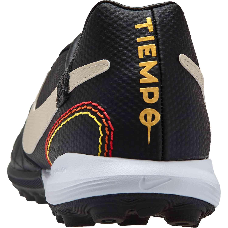 new product 0de2c 7b046 Nike 10R TiempoX Lunar Legend 7 TF - Black - Soccer Master