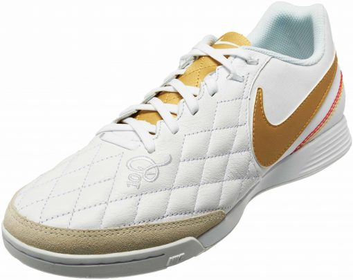 Nike Tiempo Legend VII Academy 10R IC BlackBrownMetallic Gold