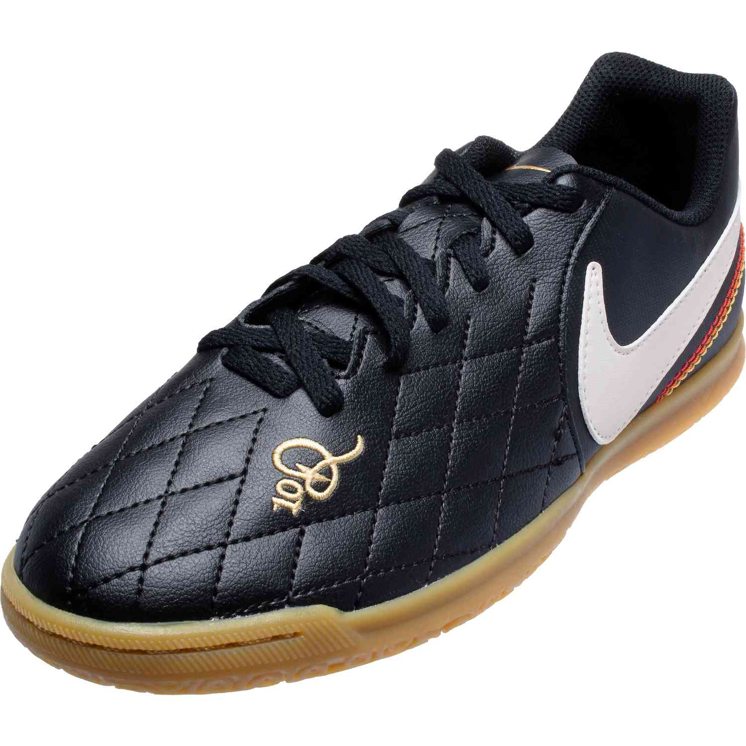 the latest 4320a c3e15 Kids Nike 10R Tiempo Legend 7 Club IC - Black