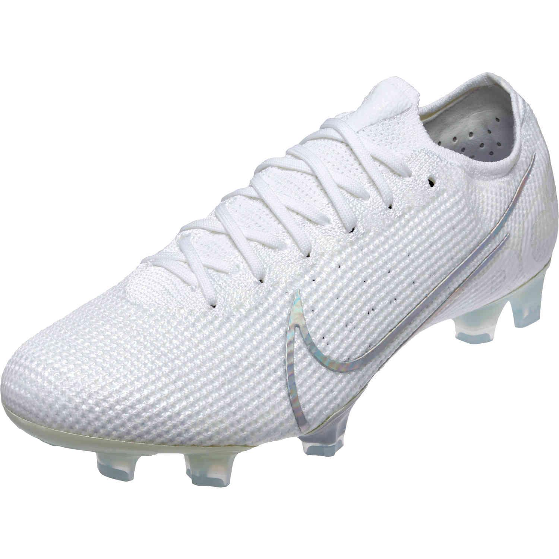 latest fashion affordable price purchase cheap Nike Mercurial Vapor 13 Elite FG - Nuovo White