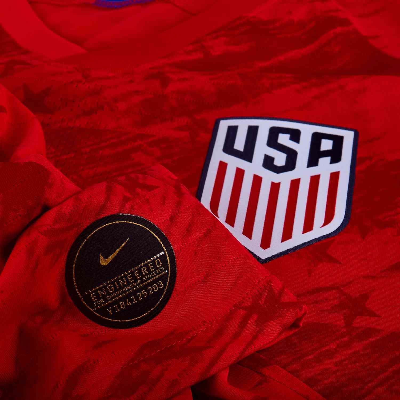 404428623 2019 Nike USMNT Away Match Jersey - Soccer Master