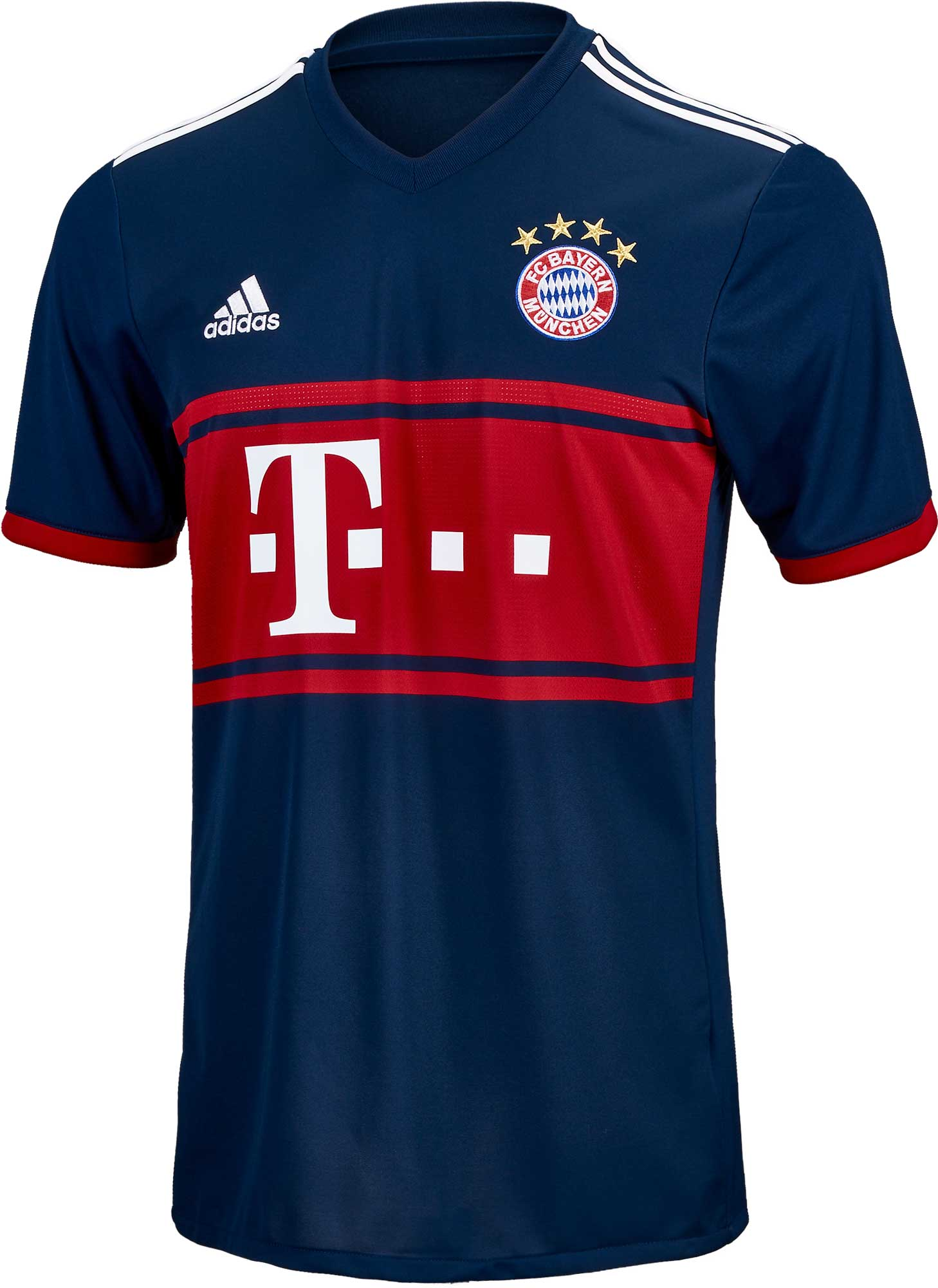 adidas kids bayern munich away jersey 2017 18 soccer master. Black Bedroom Furniture Sets. Home Design Ideas