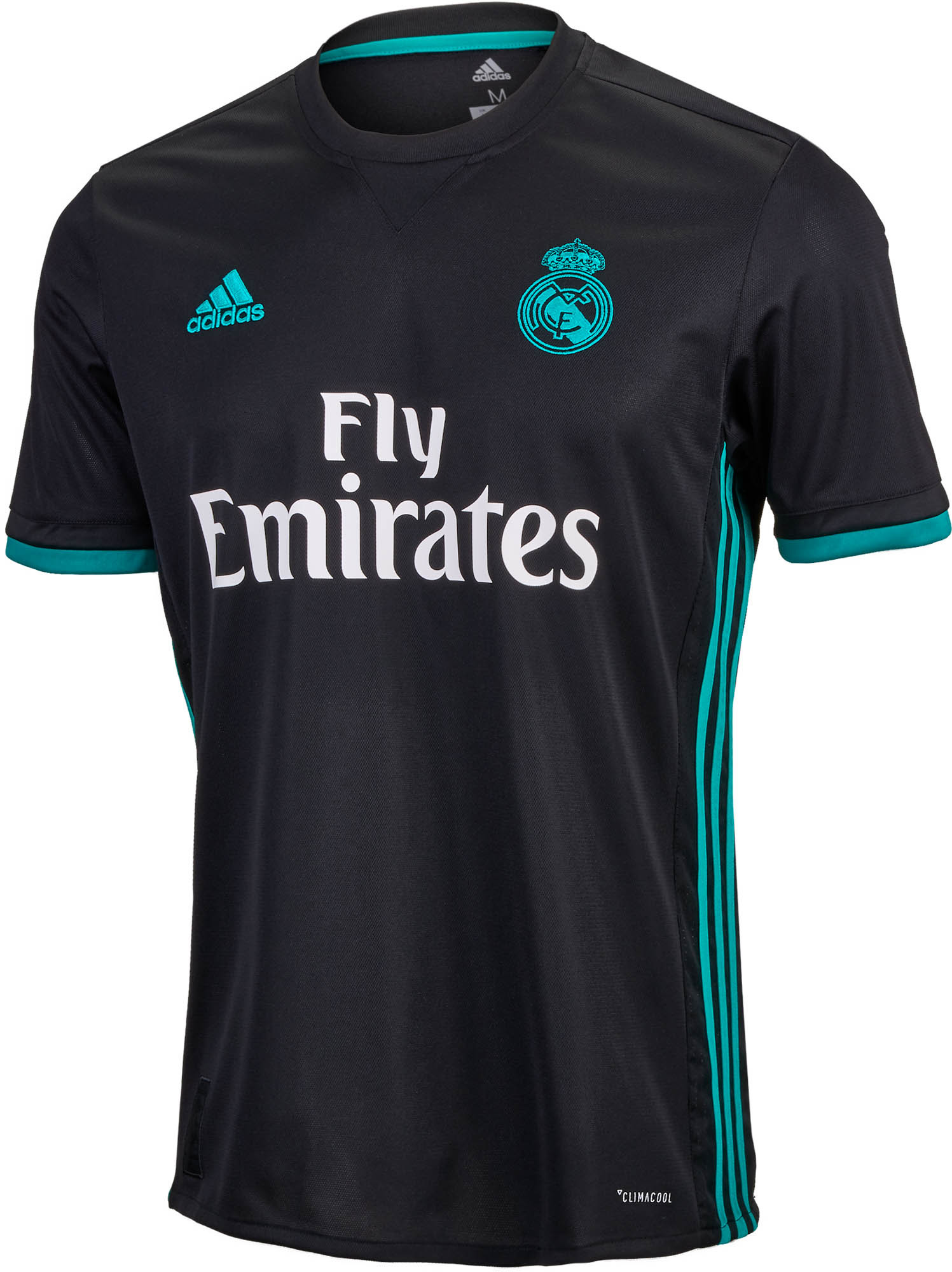 ae1423184 Kids 2017 18 adidas Real Madrid Away Jersey - Soccer Master