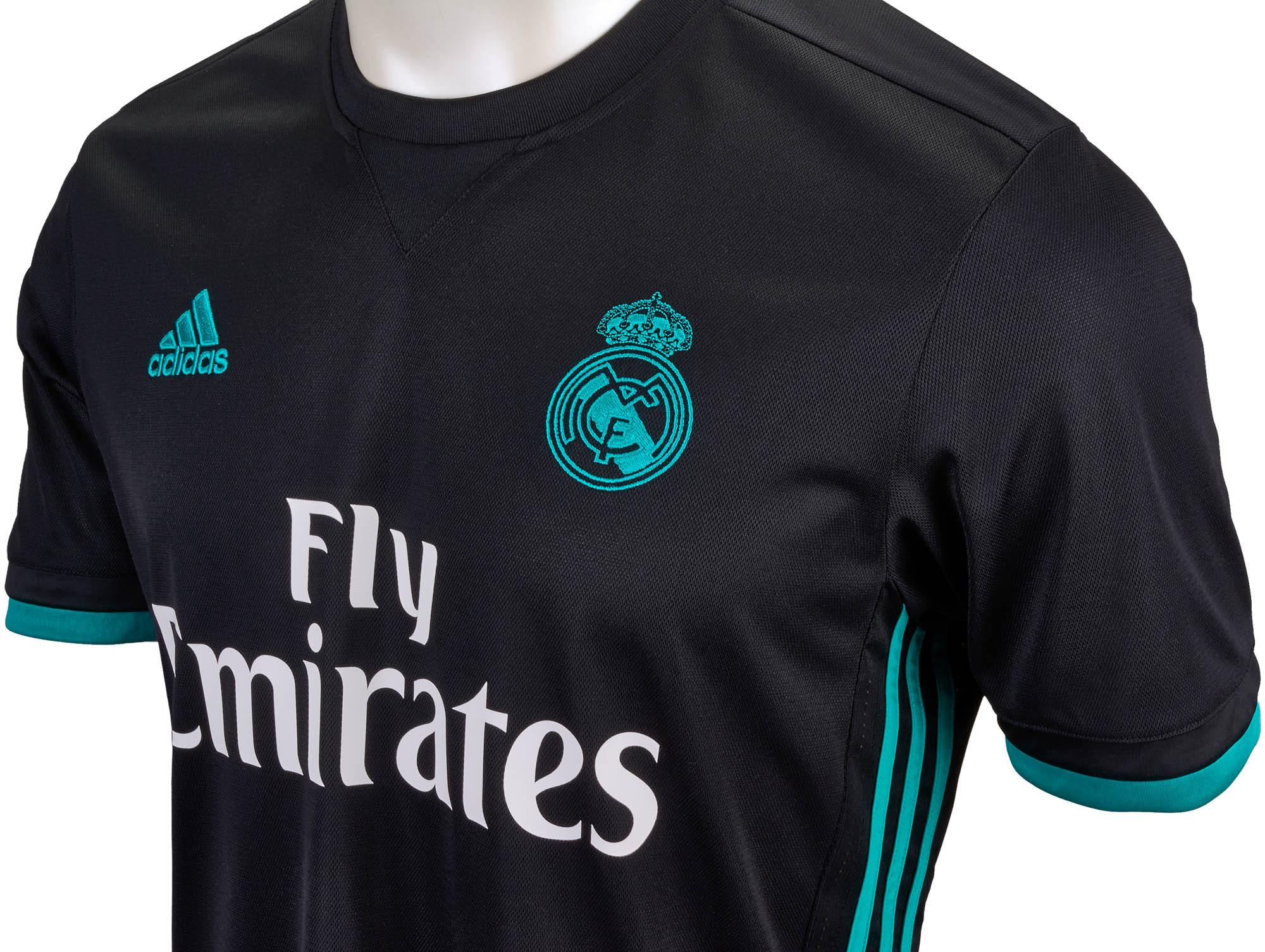 7c7b69cde Kids 2017 18 adidas Real Madrid Away Jersey - Soccer Master