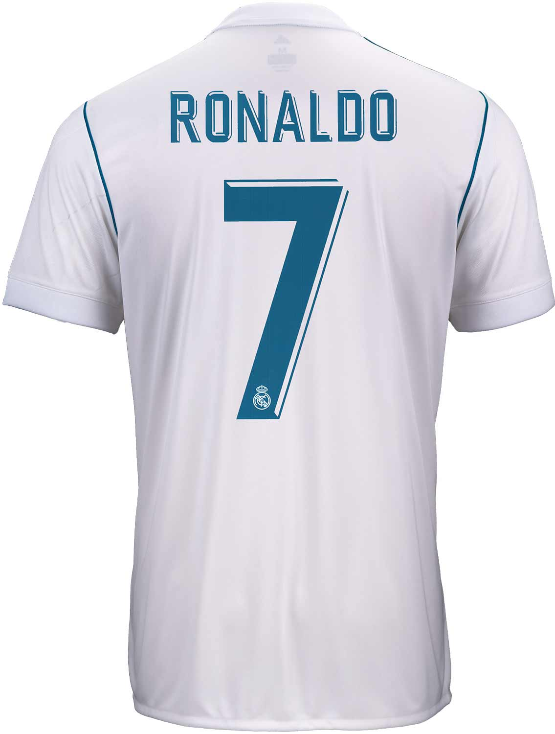 brand new d6fbc 51776 adidas Kids Cristiano Ronaldo Real Madrid Home Jersey 2017-18