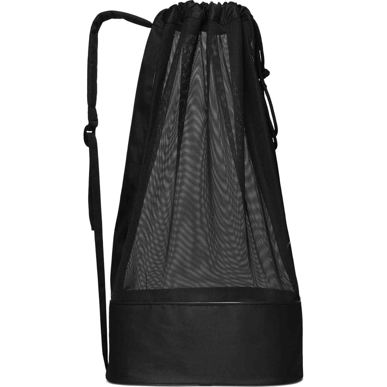 c9c16a1fd9 Nike Team Swoosh Ball Bag - Black - Soccer Master
