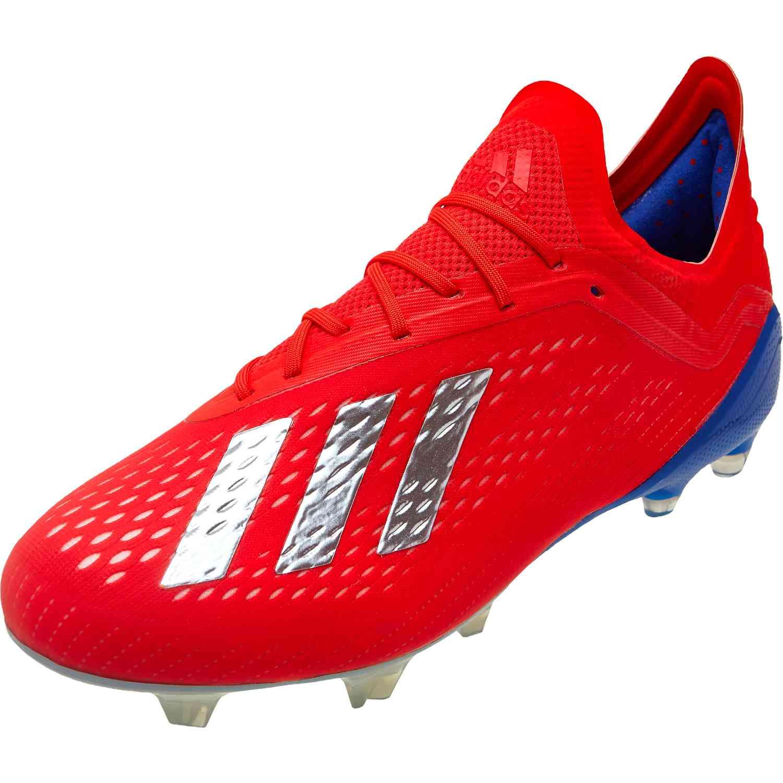 7f7c0f16189 adidas X 18.1 FG - Exhibit Pack - Soccer Master
