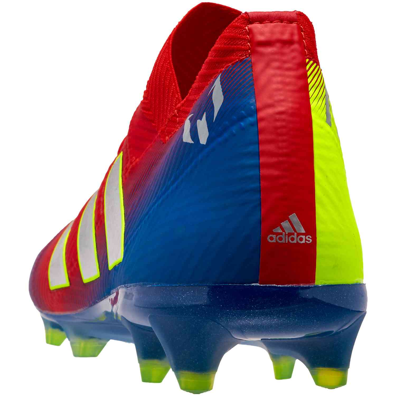 ebf01af60 adidas Nemeziz MESSI 18.1 FG - Initiator Pack - Soccer Master