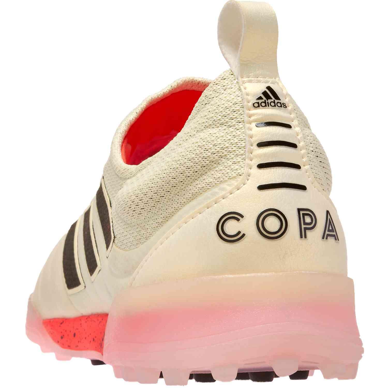 huge selection of 8fcf7 8879f adidas Copa Tango 19.1 TF - Off WhiteCore BlackSolar Red - S
