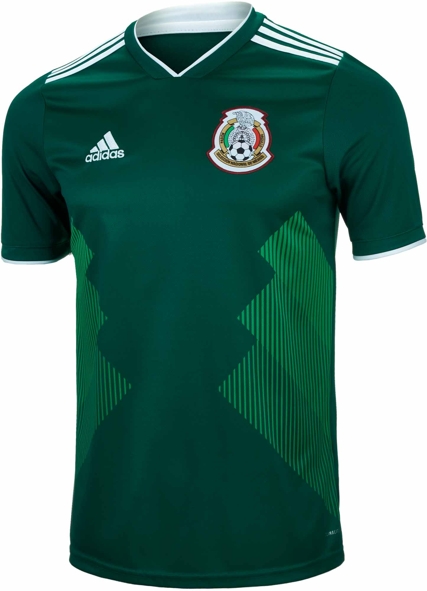 adidas Mexico Home Jersey 2018-19 NS - Soccer Master