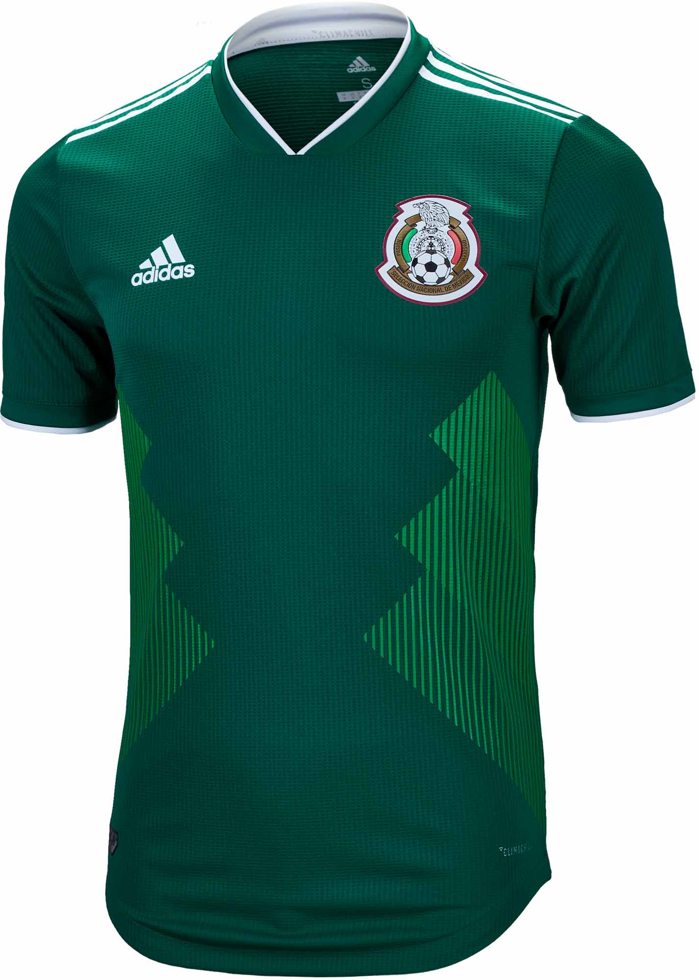 db537bca adidas Mexico Authentic Home Jersey 2018-19 NS - Soccer Master