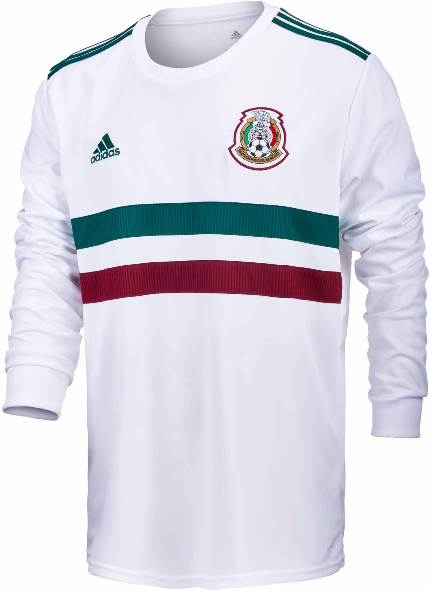Womens Mexico Soccer Shirts