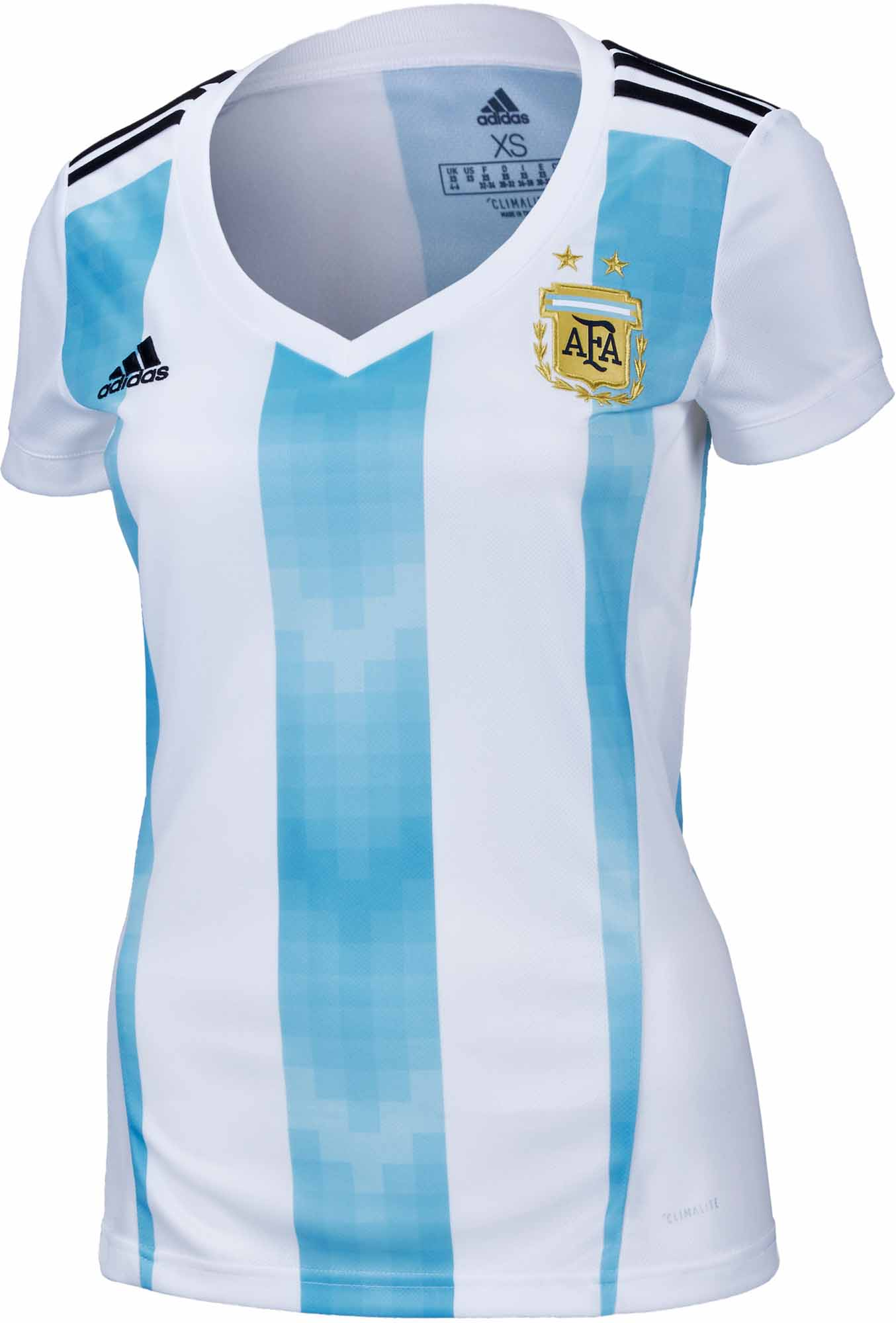 09819680e16 adidas Womens Argentina Home Jersey 2018-19 - Soccer Master