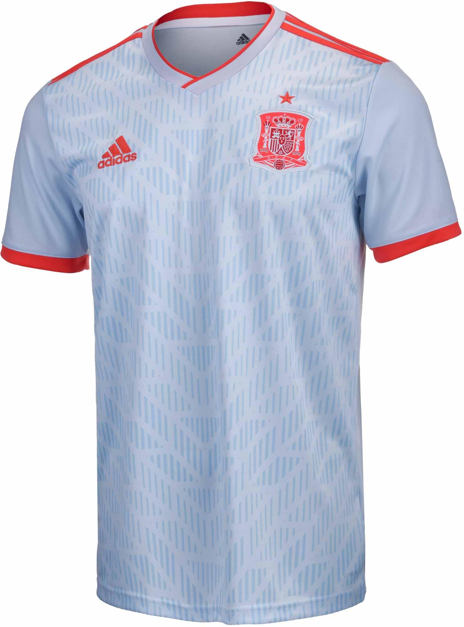 adidas Spain Away Jersey 2018-19 NS - Soccer Master 0bfa2591f