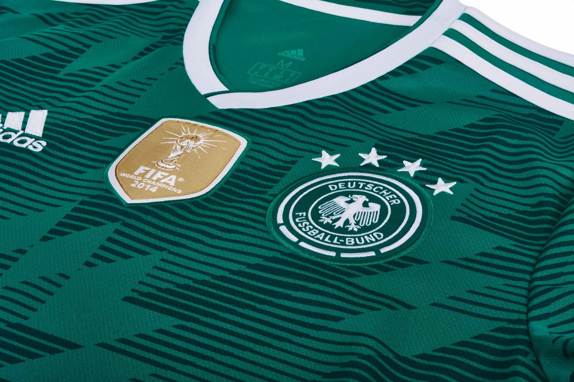 adidas Germany Away Jersey 2018-19 - Soccer Master