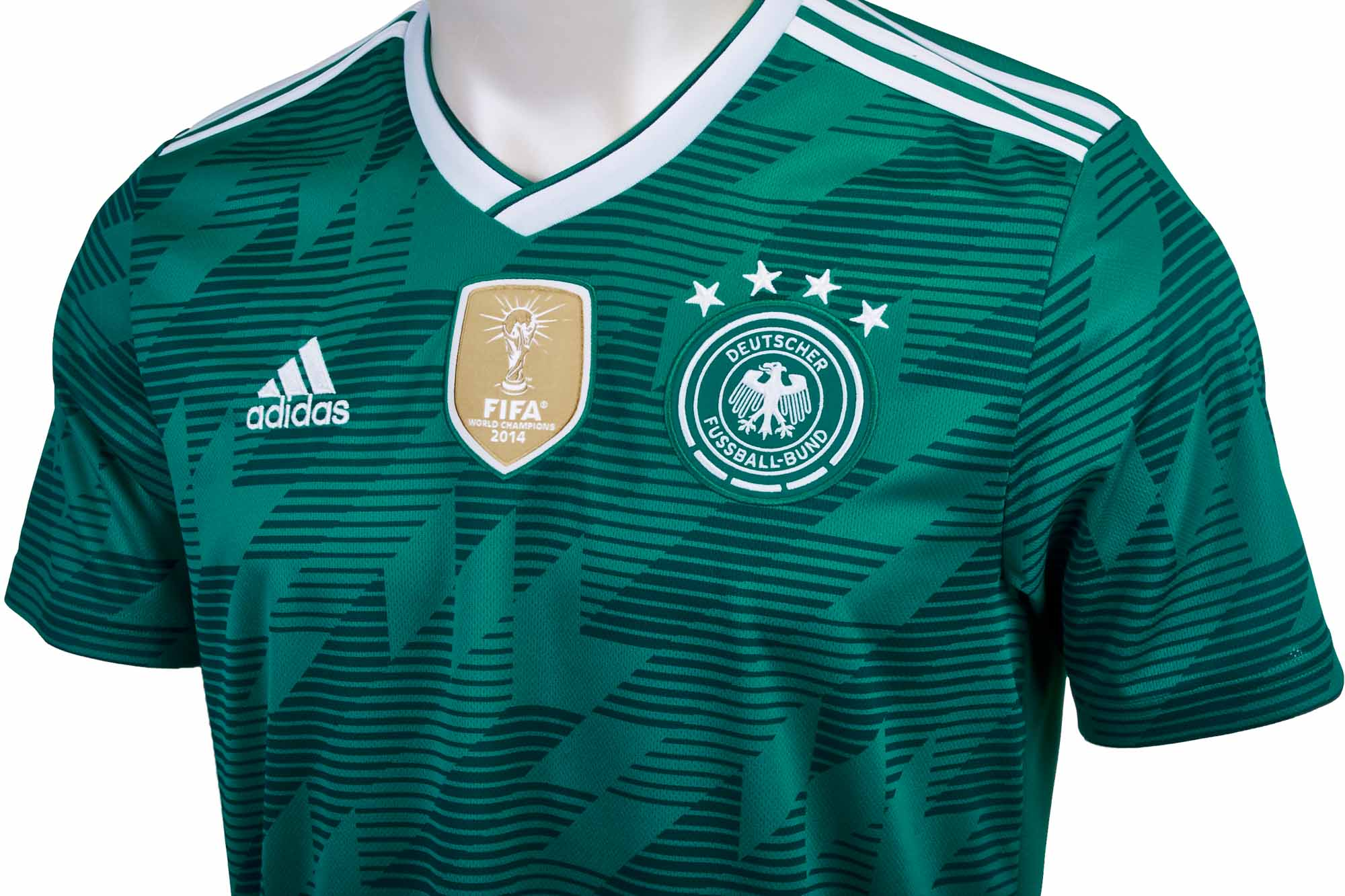 c2a80f932 2018 19 Kids adidas Germany Away Jersey - Soccer Master