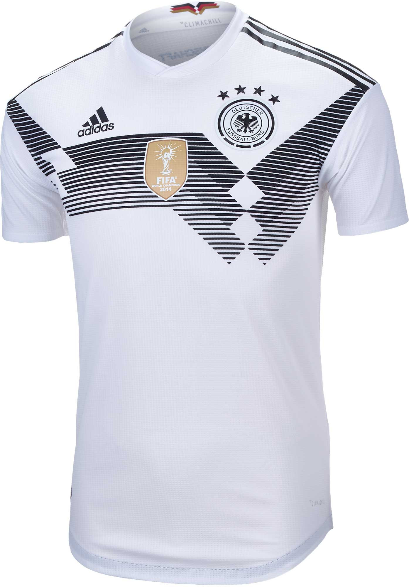 a883798c5 adidas Germany Authentic Home Jersey 2018-19 - Soccer Master