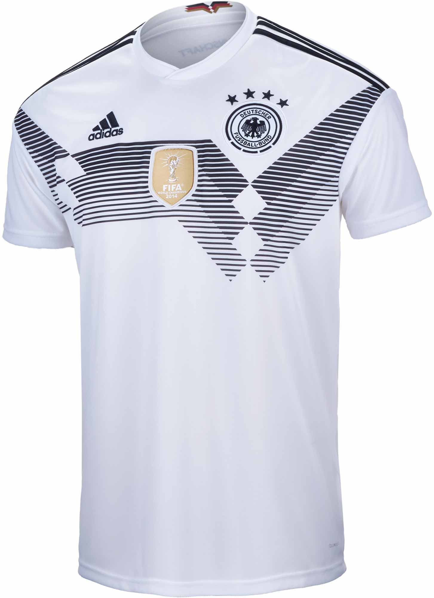 8012e8df756 2018 19 adidas Germany Authentic Home Jersey - Soccer Master