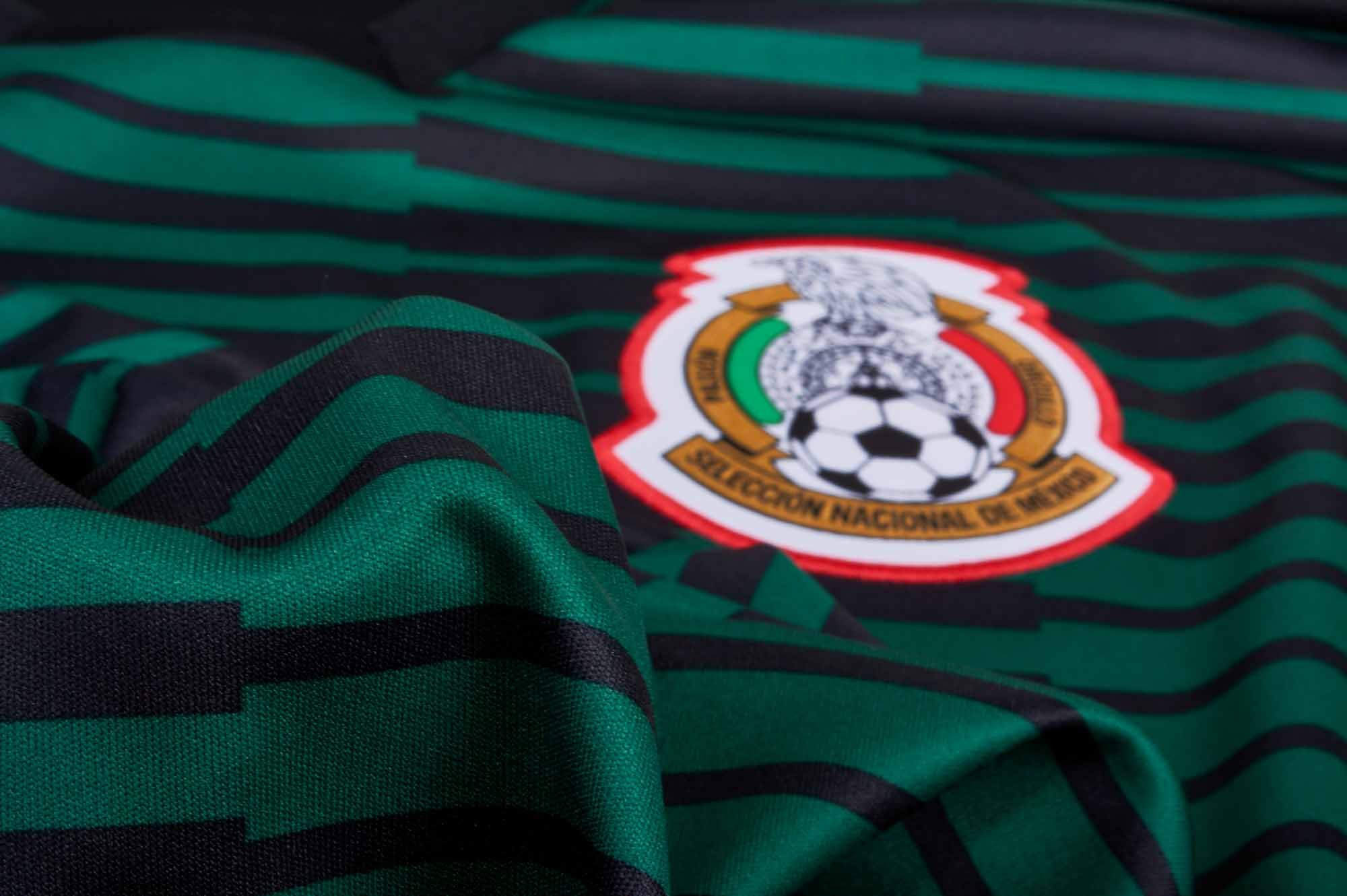 adidas Mexico Pre-Match Jersey - Youth 2018-19 - Soccer Master 06a4624d7