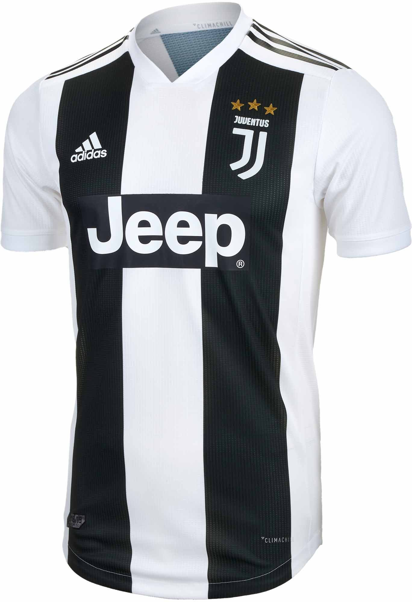 check out 2ca81 cfd2f 2018/19 adidas Juventus Home Authentic Jersey