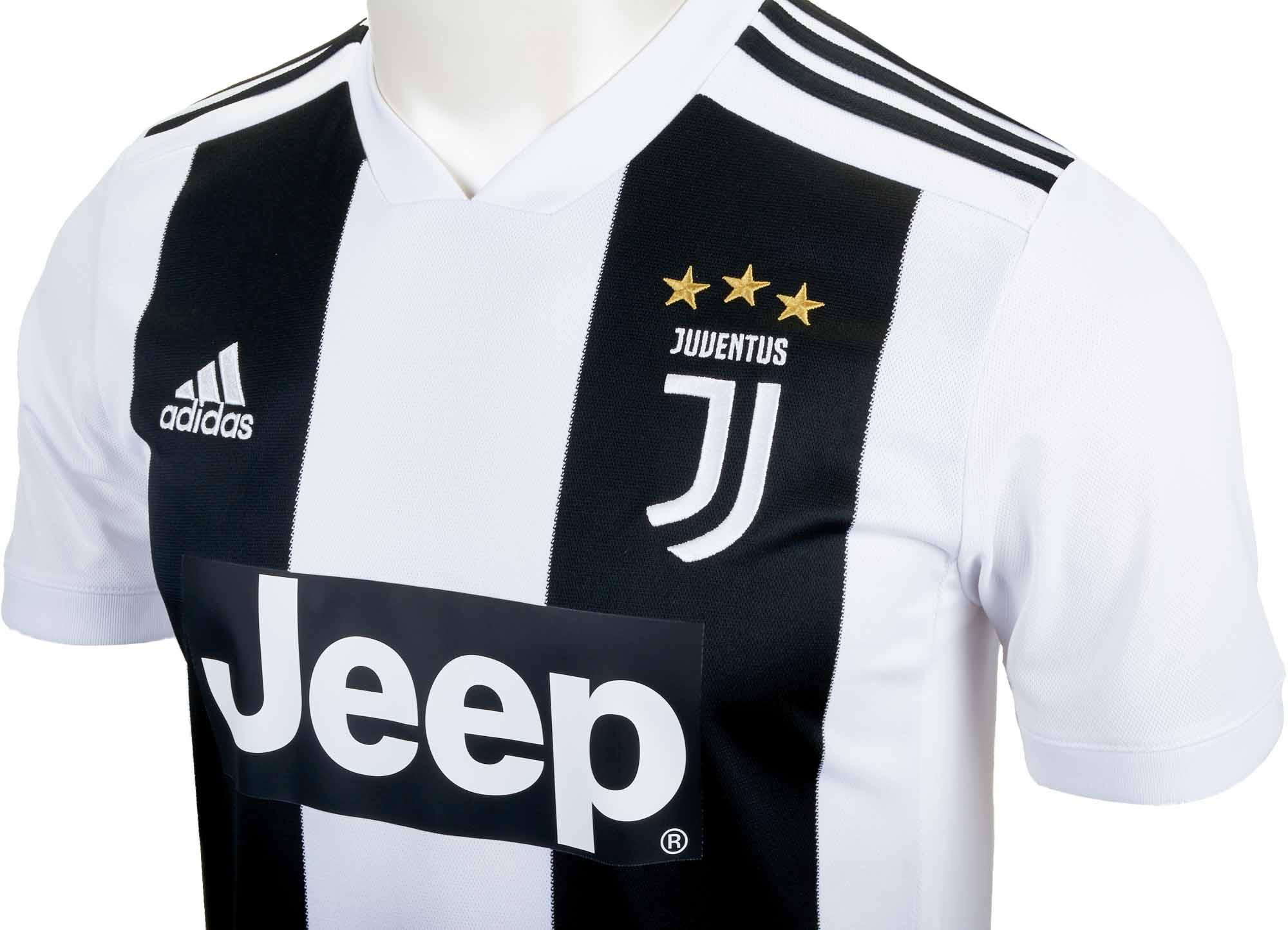 Kids 201819 adidas Juventus Home Jersey Soccer Master
