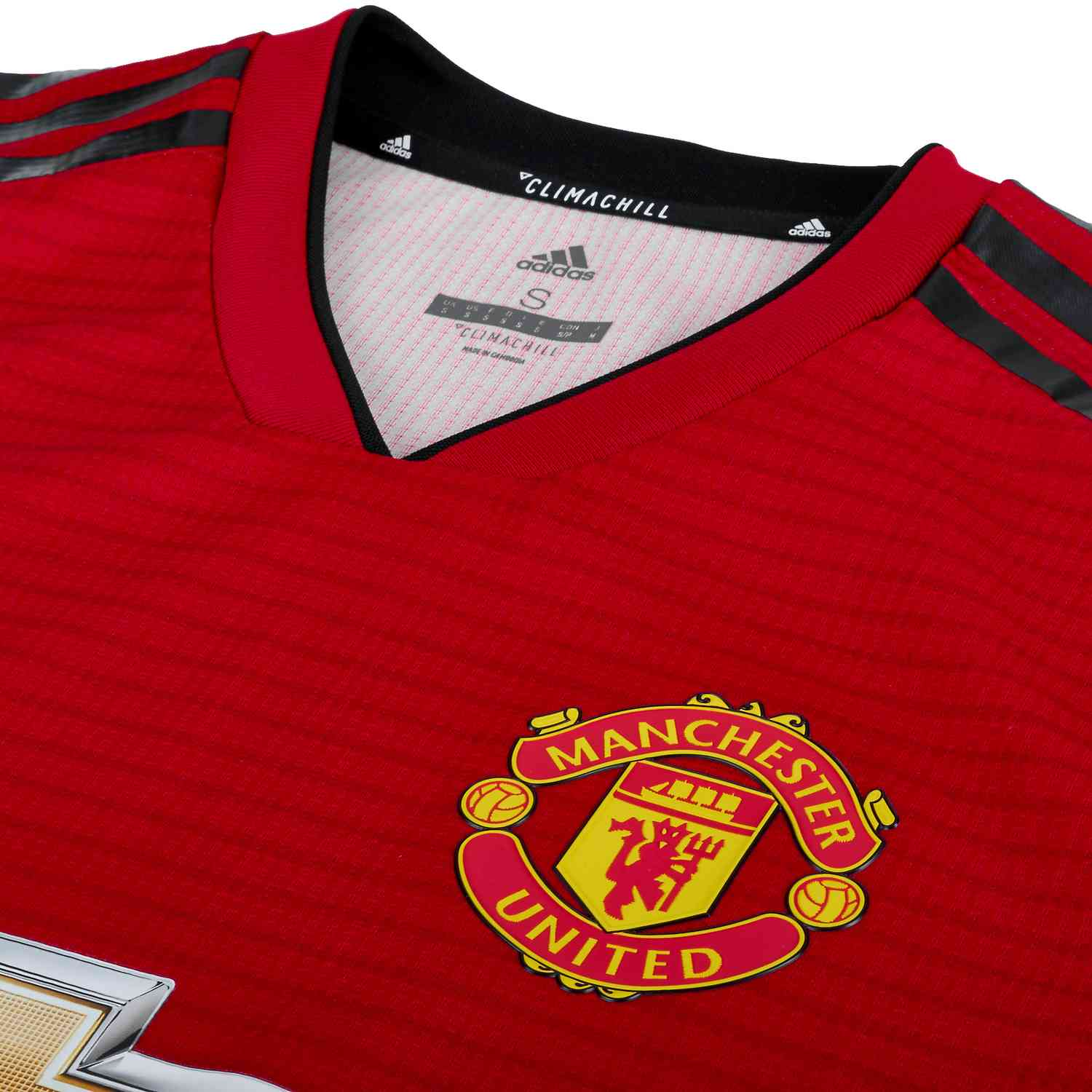 2018 19 adidas manchester united home authentic jersey soccer master 2018 19 adidas manchester united home