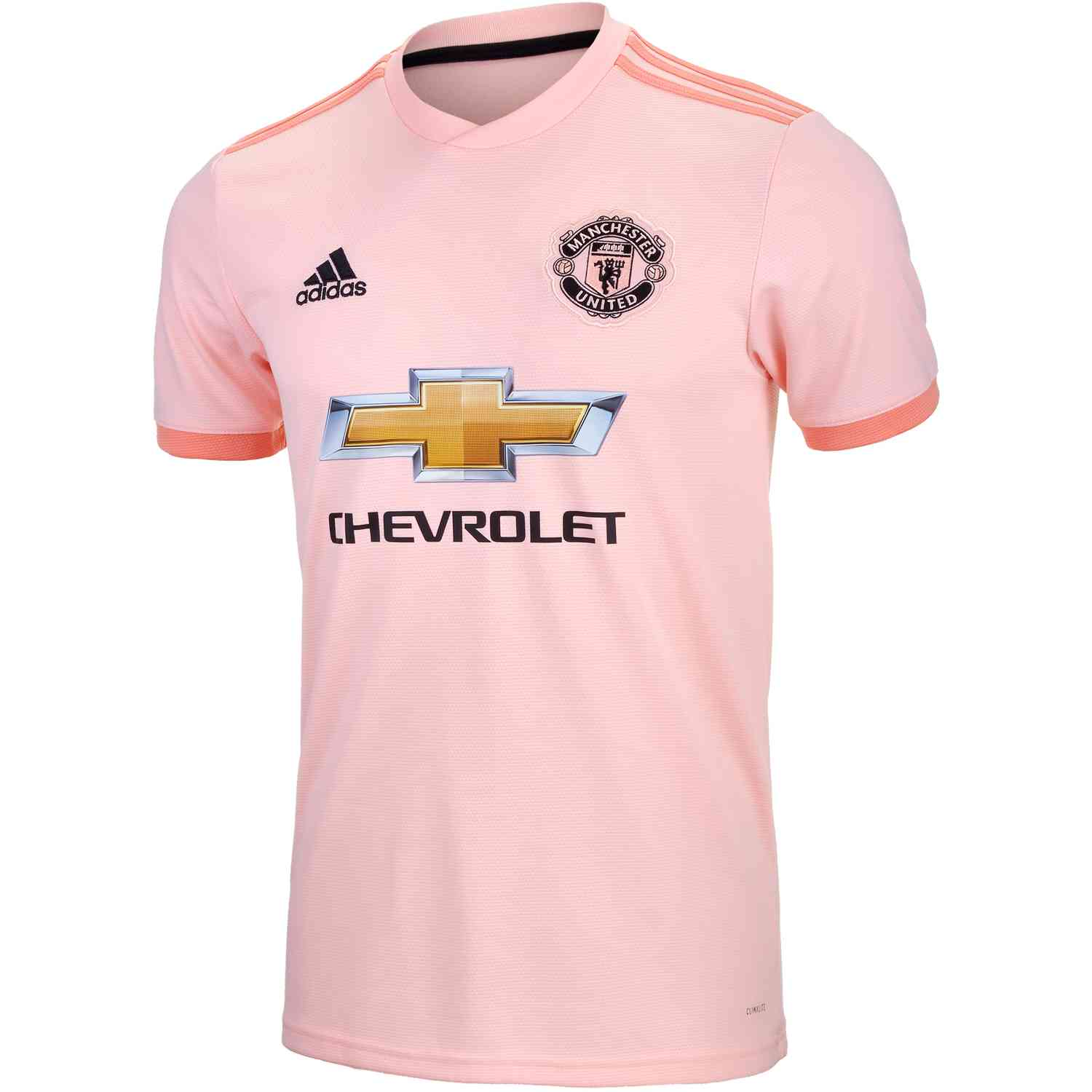 2018-19 Kids adidas Manchester United Away Jersey - Soccer Master