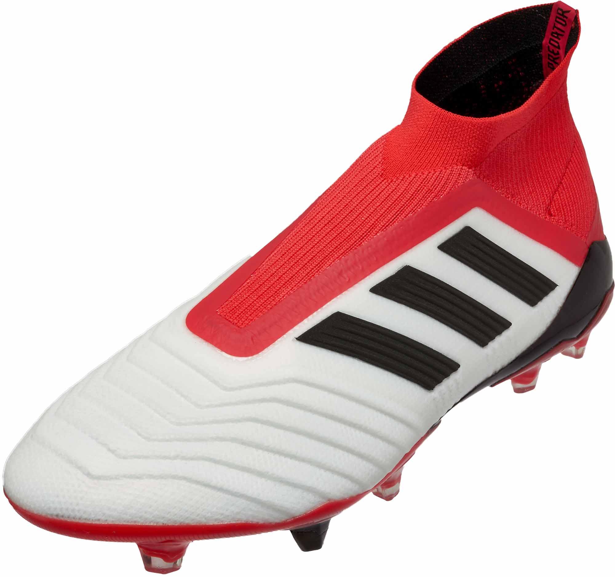 adidas Predator 19575 18+ FG adidas FG blanco y real Coral Soccer Master c5c60f0 - sfitness.xyz