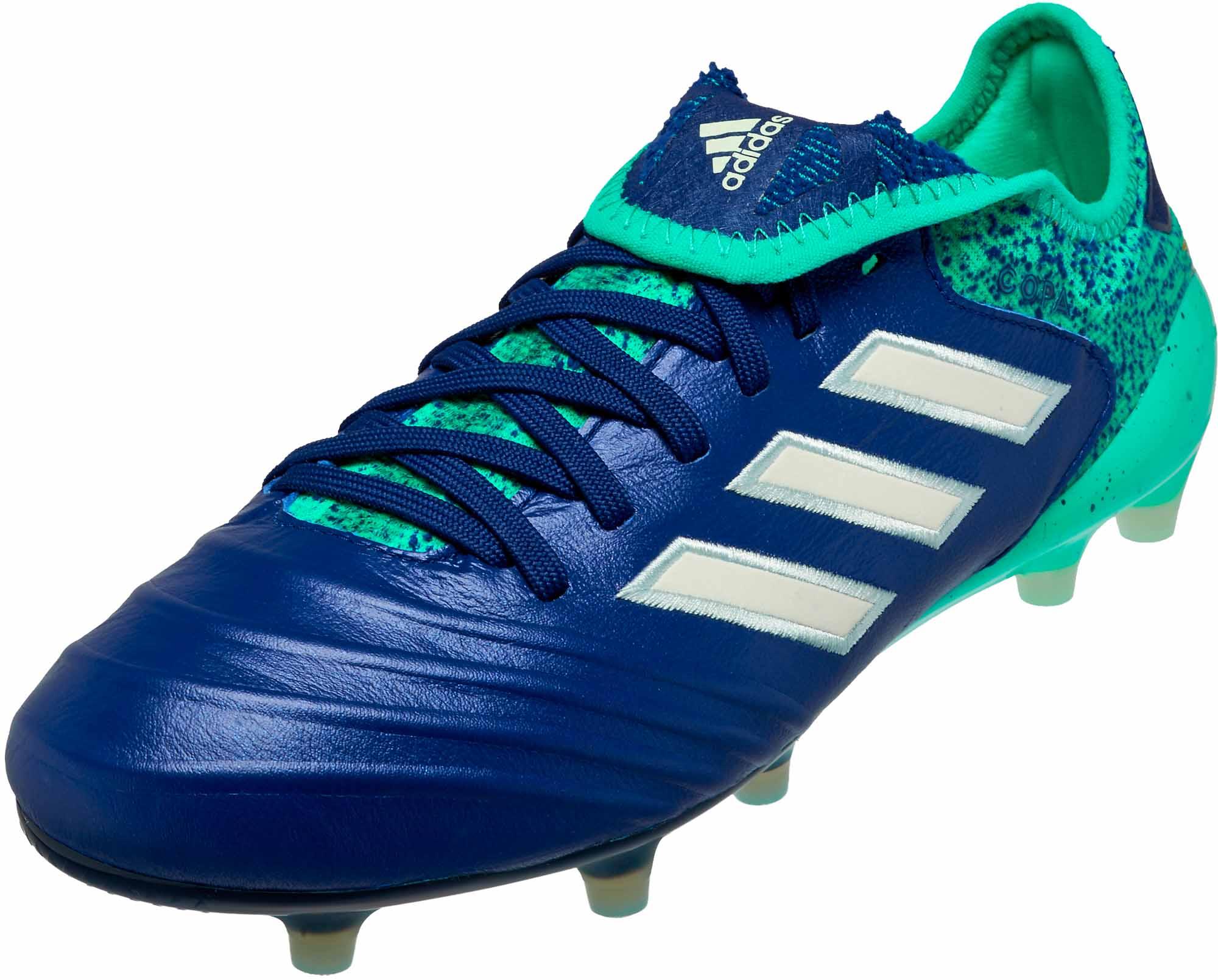 adidas Copa 18.1 FG - Unity Ink  Aero Green - Soccer Master