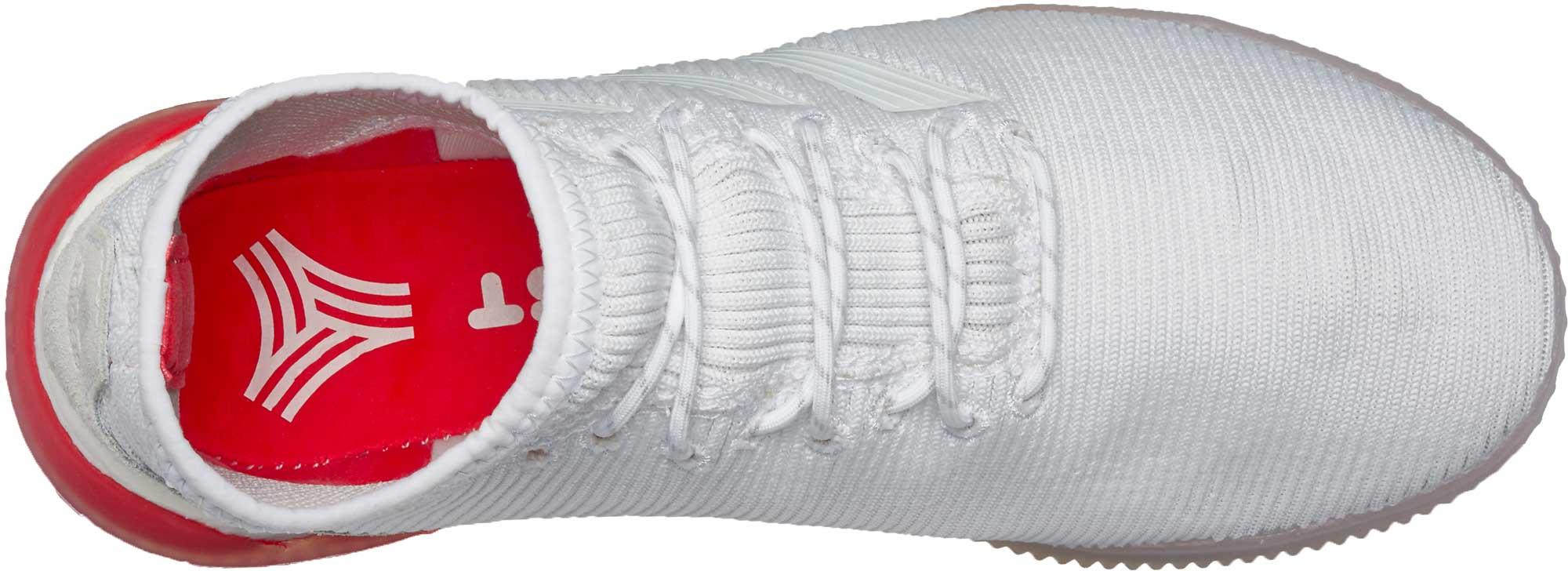 3c5d2c4e801e adidas Predator Tango 18.1 TR - White & Real Coral - Soccer Master
