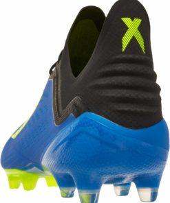 c03f9d244a0a adidas X 18.1 FG - Football Blue/Solar Yellow/Black - Soccer Master