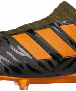 e420445c3c37 adidas Nemeziz 17+ 360agility FG - Trace Olive   Burnt Orange - Soccer  Master