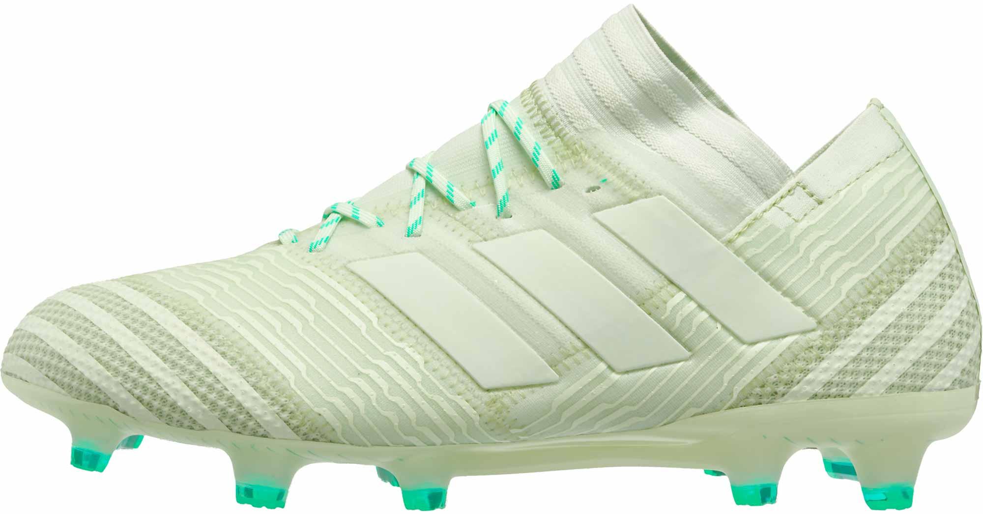 26a914886aa4 adidas Nemeziz 17.1 FG - Aero Green & Hi-Res Green - Soccer Master