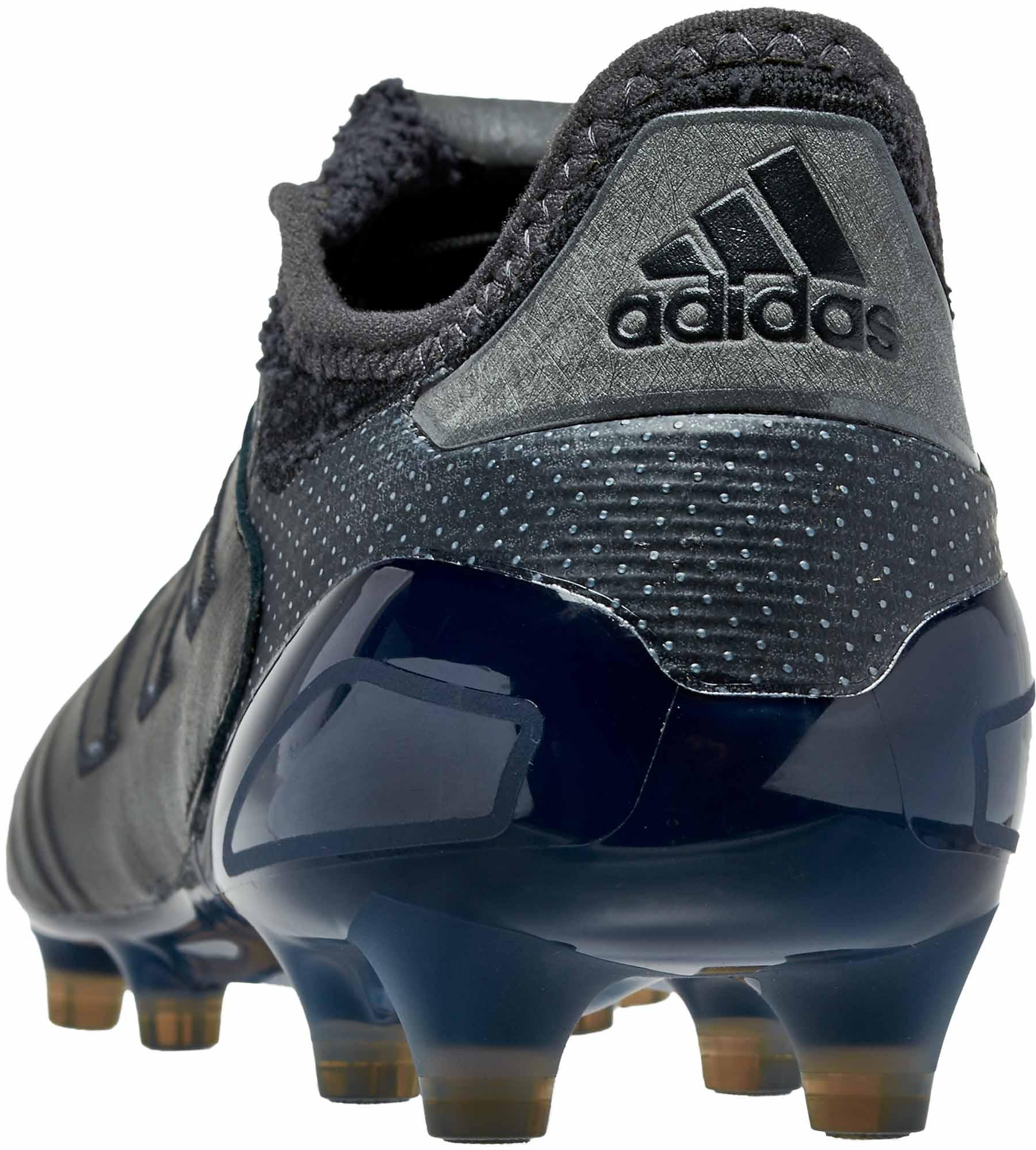 adidas Copa 18.1 FG - Black & Utility Black - Soccer Master