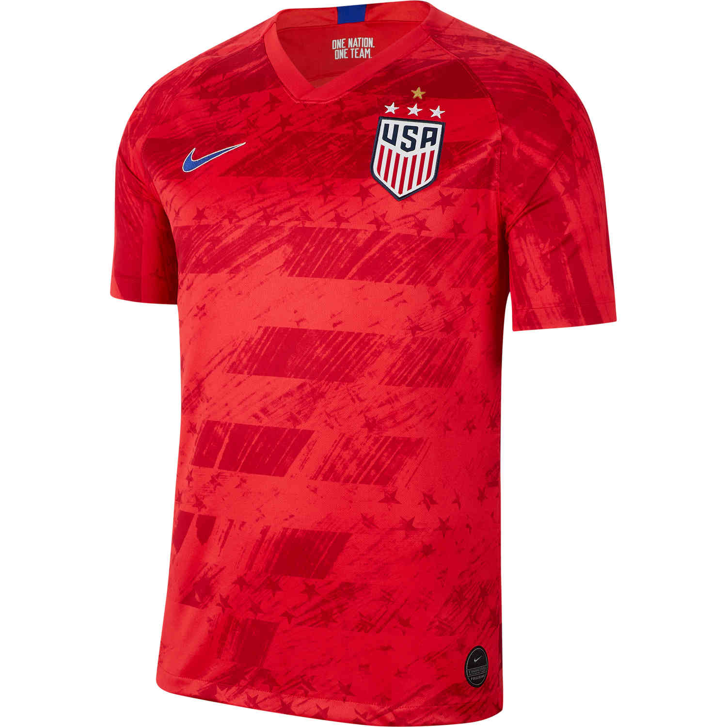 2f318743 2019 Men's 4-Star USA Away Jersey