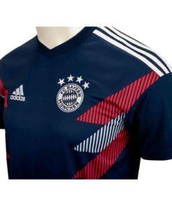 bc85165ee adidas Bayern Munich Home Pre Match Jersey 2018-19 - Soccer Master