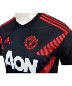 72f2a7d4 adidas Manchester United Home Pre Match Jersey 2018-19 - Soccer Master
