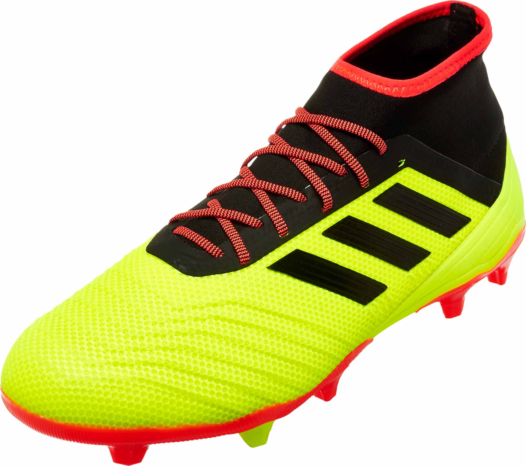 f3dbc8d005a7 ... where can i buy adidas predator 18.2 fg solar yellow black solar red  soccer master cd52b