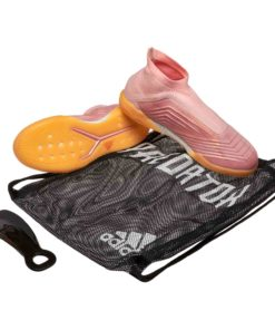 official photos ab484 30db8 adidas Predator Tango 18+ IN - Clear Orange Trace Pink - Soccer Master