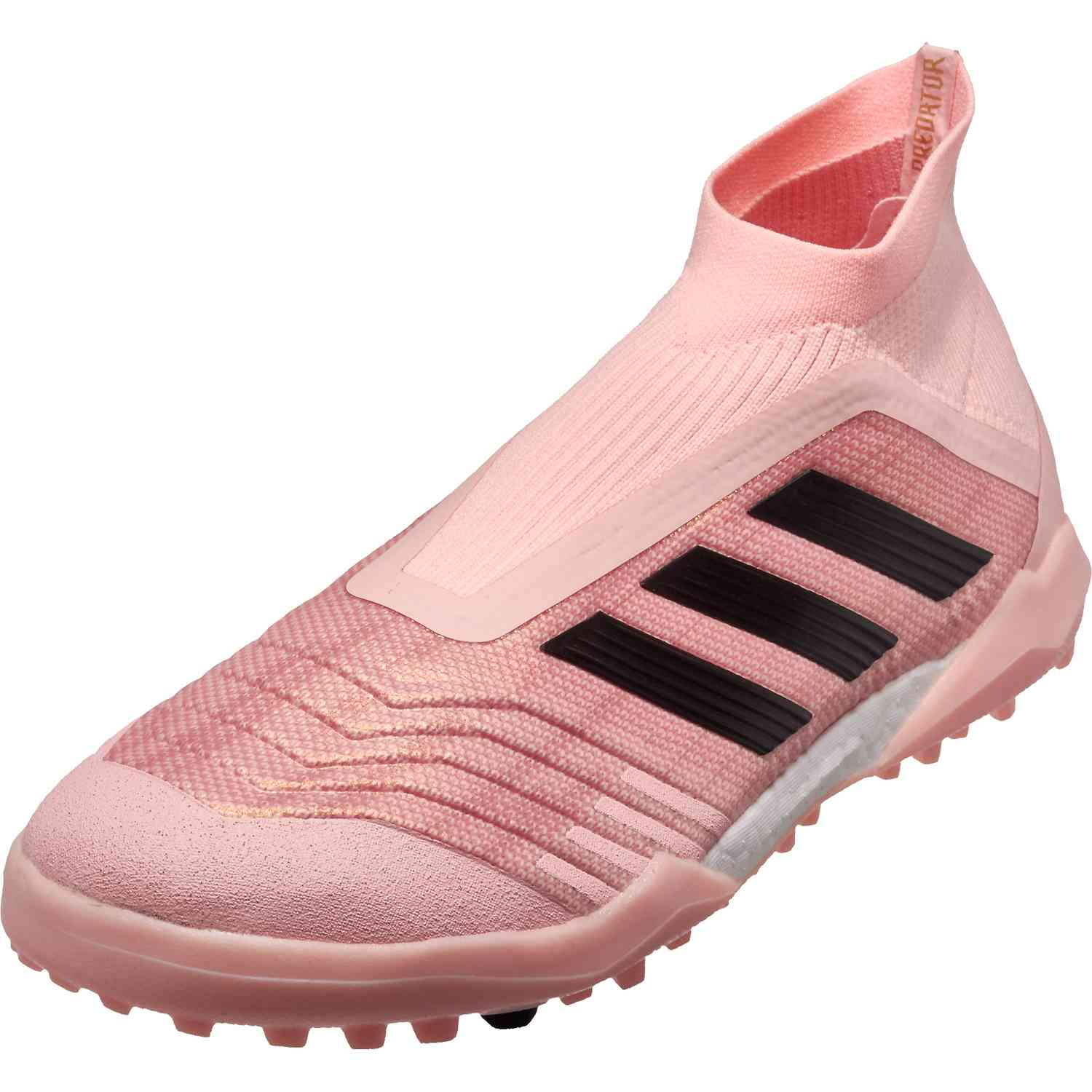 2aaaad63637 adidas Predator Tango 18+ TF - Clear Orange/Black/Trace Pink ...