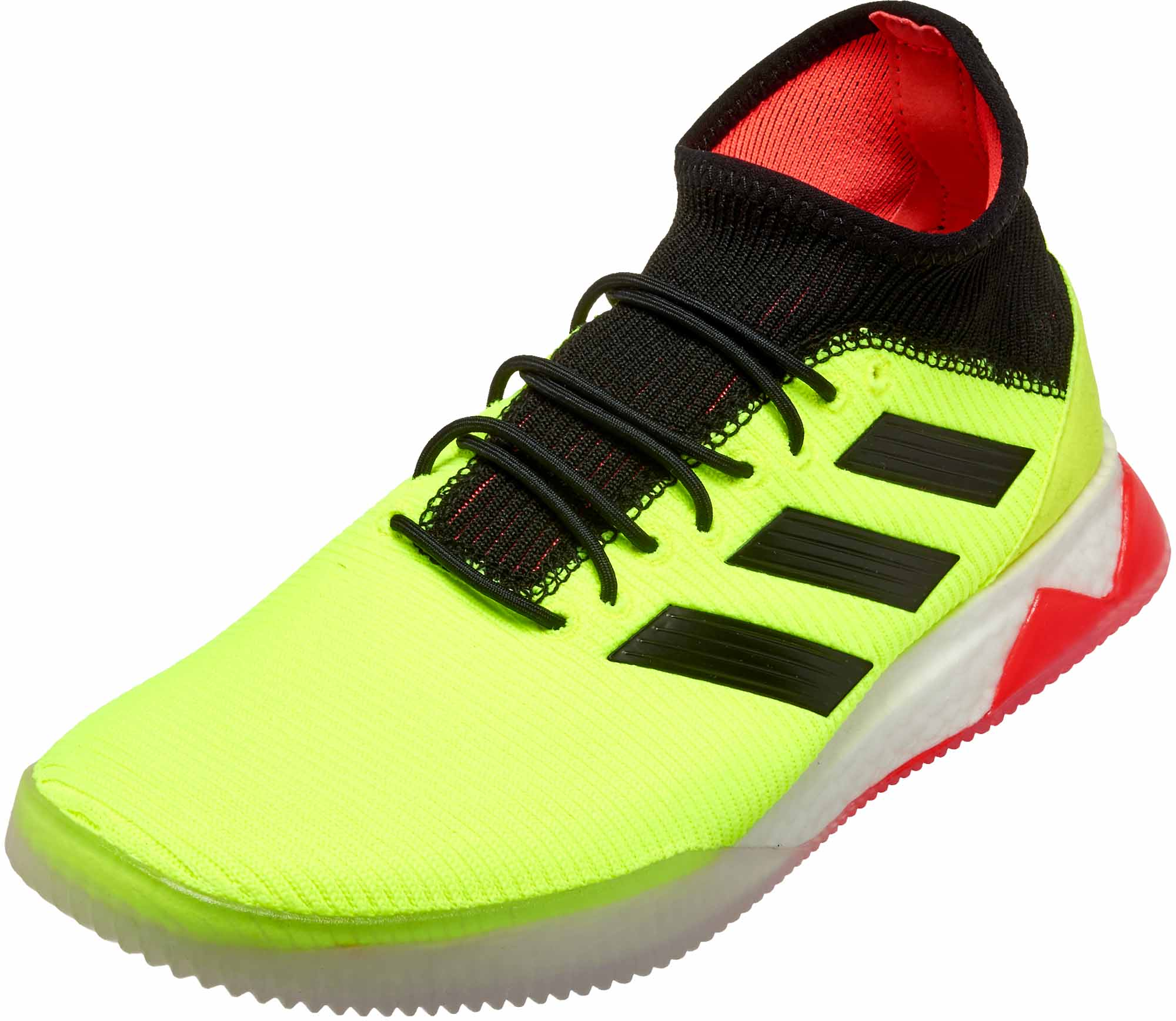 adidas Predator Tango 18.1 TR Solar YellowBlackSolar Red