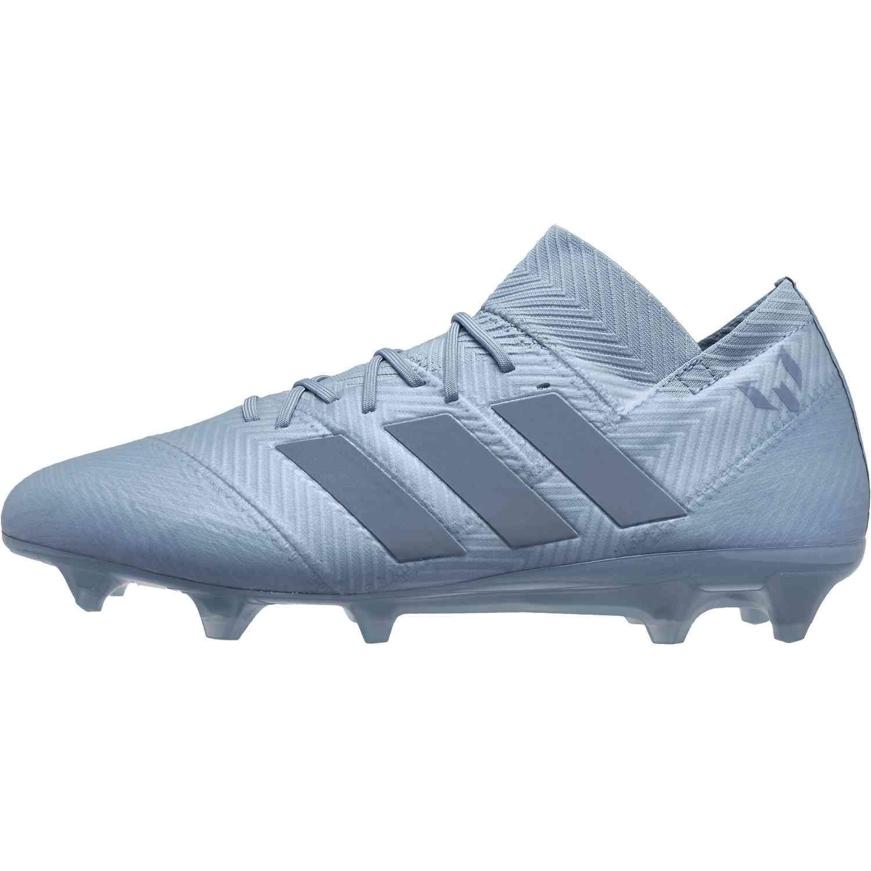 adidas Nemeziz Messi 18.1 FG - Ash Blue