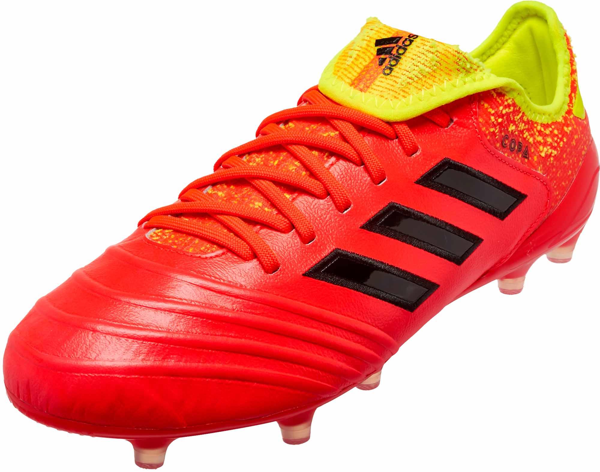 adidas Copa 18.1 FG RedBlack Energy Mode