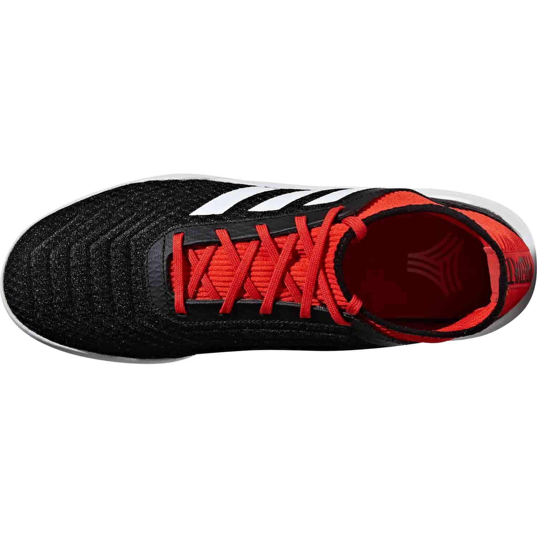 León Corte Tacto  adidas Predator Tango 18.3 TR - Black/White/Red - Soccer Master