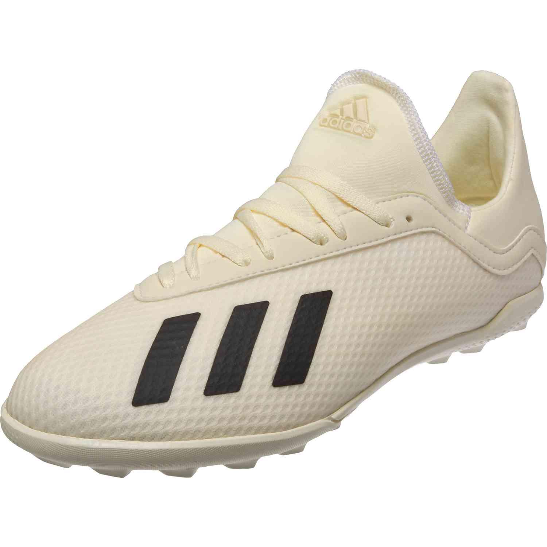 adidas X Tango 18.3 TF Youth Off WhiteWhiteBlack