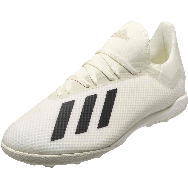 4cd6ec5b914 adidas X Tango 18.3 TF - Off White Black - Soccer Master
