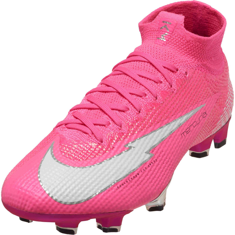 Nike Mbappe Rosa Mercurial Superfly 7